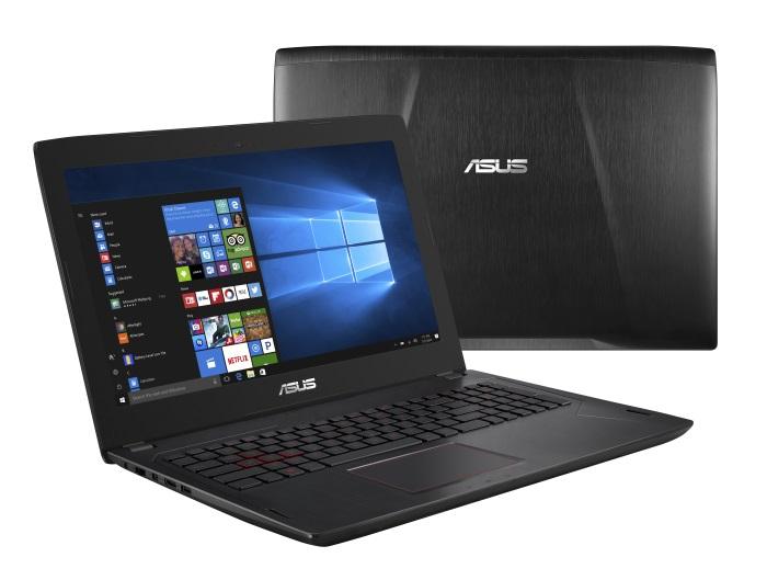 ASUS показала новую линейку игровых ноутбуков FX