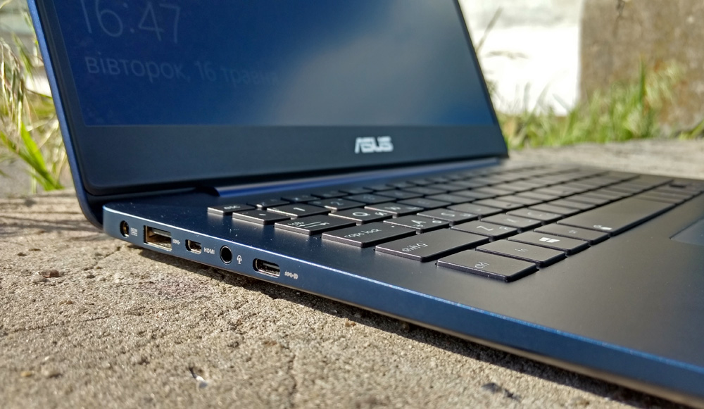 ASUS ZenBook UX430UQ review. Pure style without compromises - Root Nation