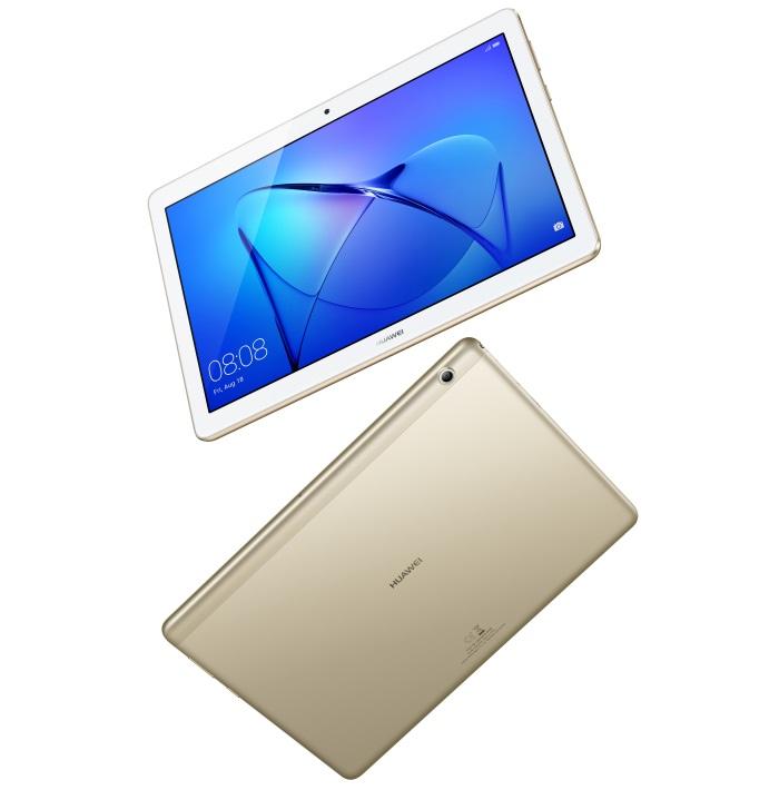 Компания Huawei представила линейку планшетов MediaPad T3