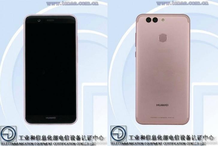 Смартфон Huawei Nova 2 получит 20-мегапиксельную фронтальную камеру