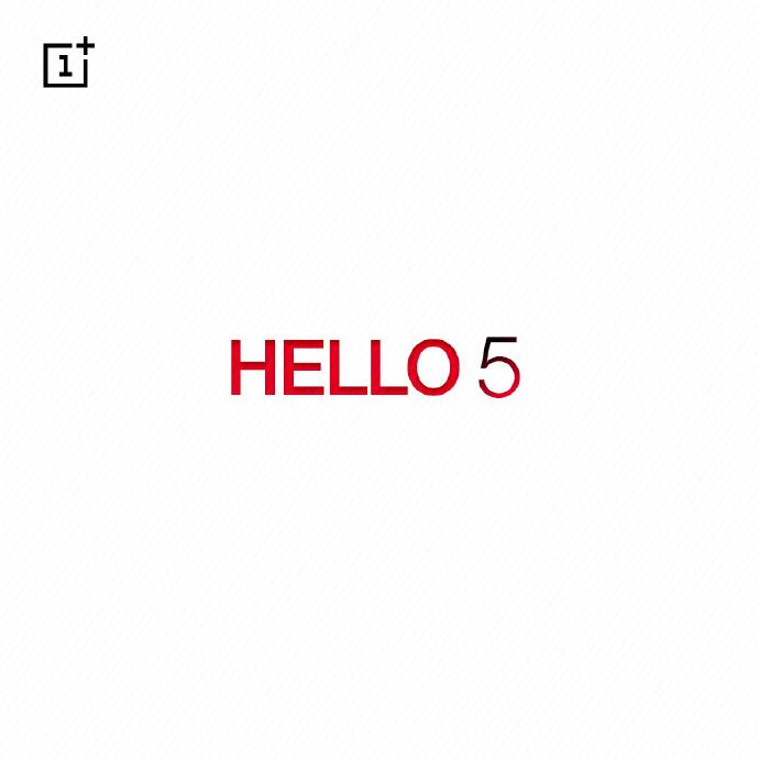 OnePlus 5: первый тизер летнего дебюта