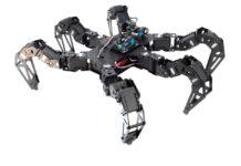 PhantomX Hexapod MK-III