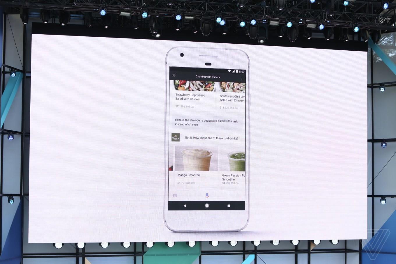 Google выпустила помощник Google Assistant на iOS