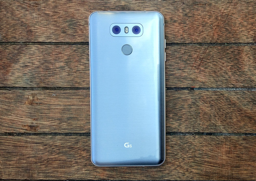 LG G6 review – flagship with Full Vision display