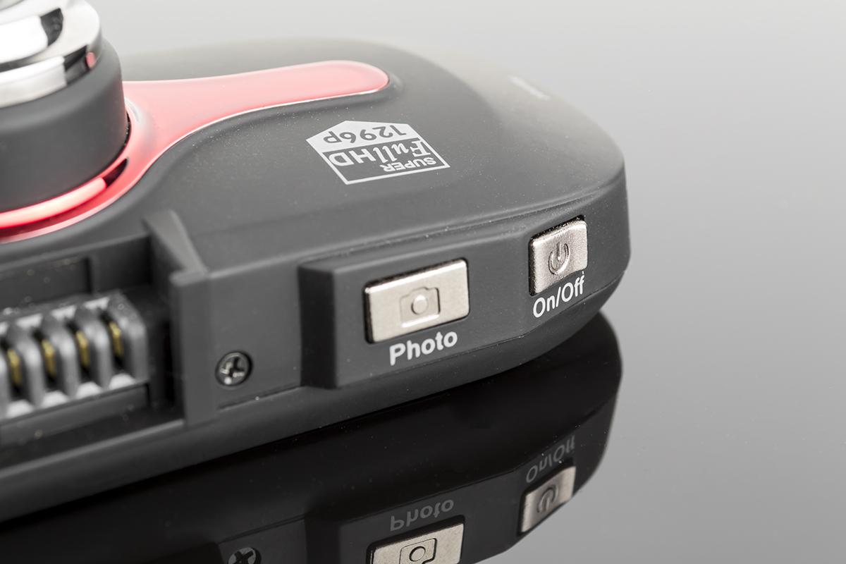 Обзор AdvoCam-FD8 RED-II GPS + ГЛОНАСС