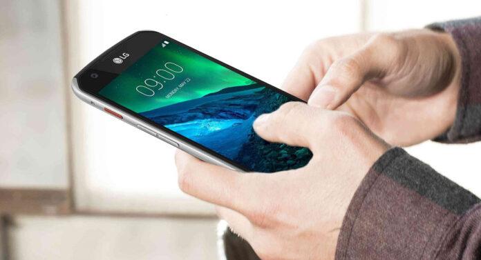 LGвыпустила смартфонLG Xventure для экстремалов
