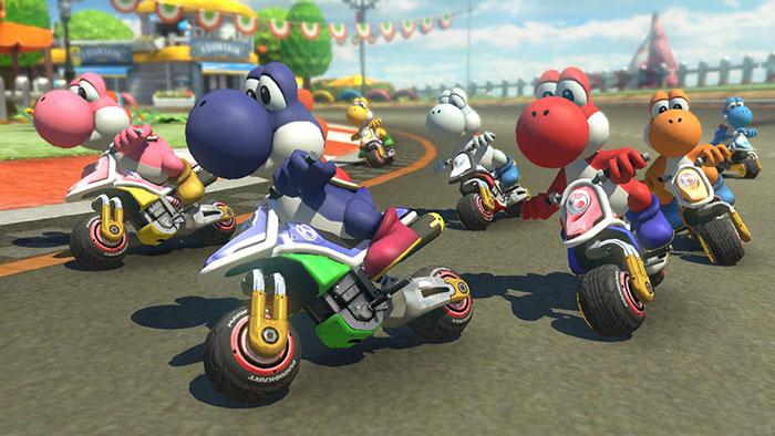 Мнение о Mario Kart 8 Deluxe