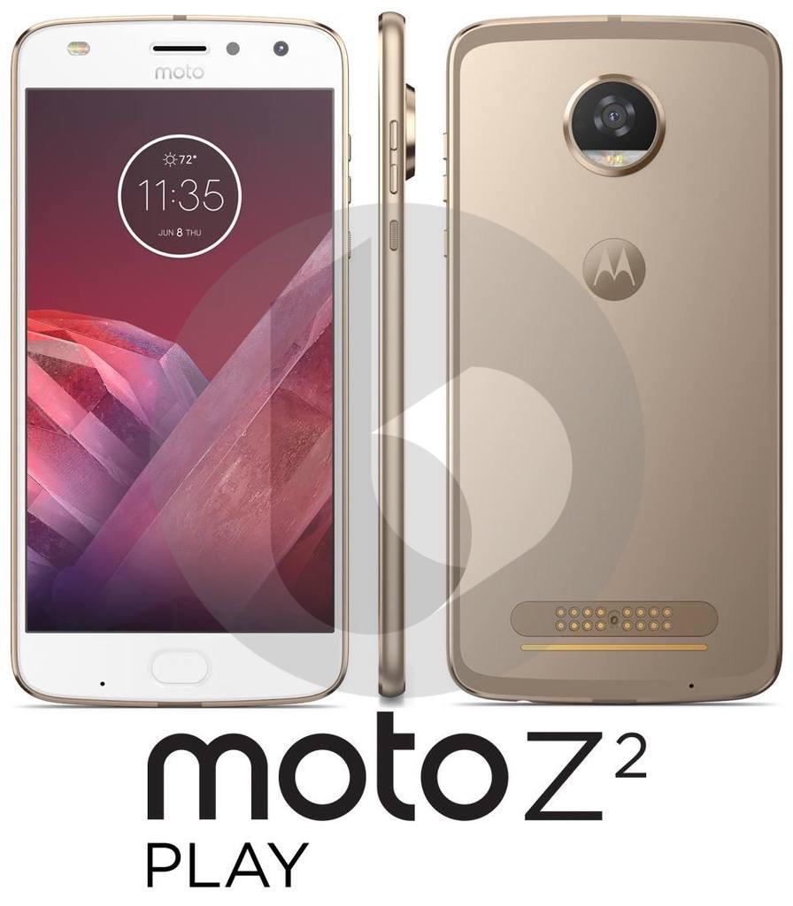 Характеристики Moto Z2 Play раскритиковали еще до анонса модели