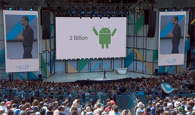 Итоги конференции Google I/O 2017