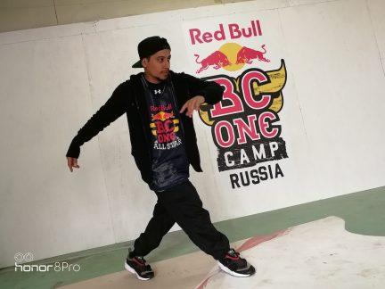 Honor стал партнёром фестиваля Red Bull BC One Camp в России