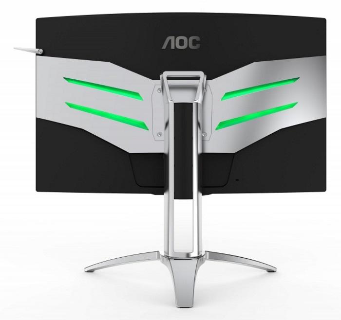 Игровые безрамочные мониторы AOC AGON уже в продаже