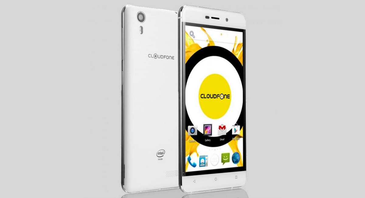 Cloudfone Excite2 1