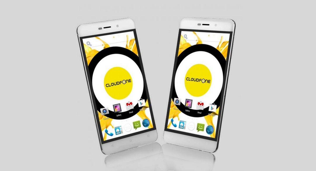 Cloudfone Excite2 2