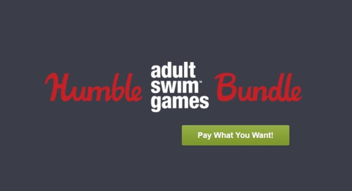 Humble Adult Swim Bundle