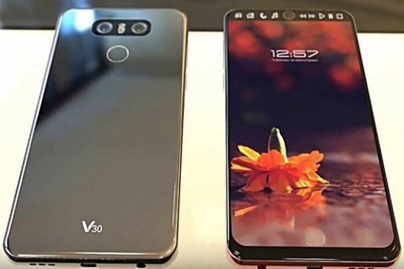 Оригинальный слайдер LG V30 будет представлен в конце лета