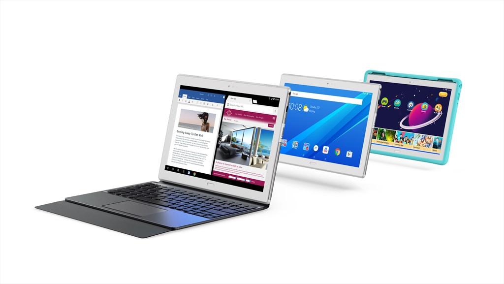 Презентация планшетов Lenovo Tab 4 в Украине
