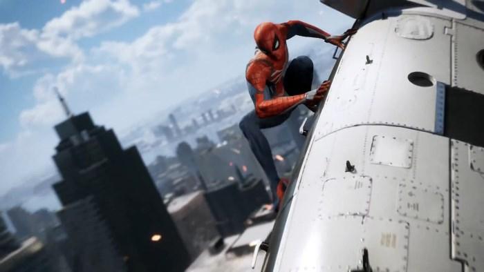Пользователи PlayStation 4 получат уникальный шанс стать Человеком-пауком в VR