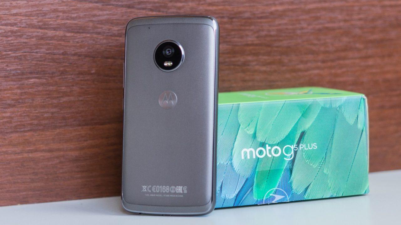 Motorola Moto G5 Plus review - Root Nation