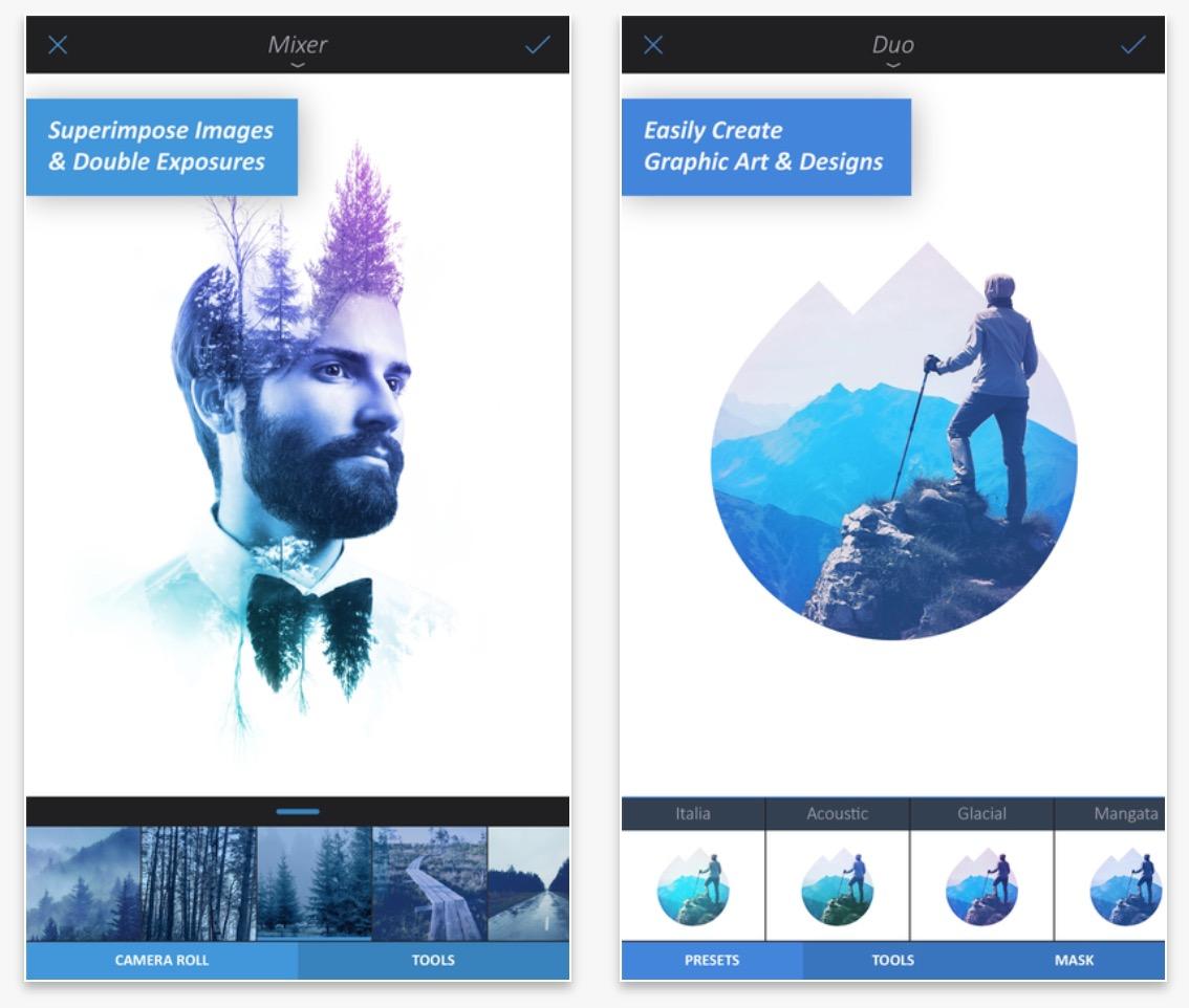 Apple выбрала самые красивые iOS-приложения 2017 года