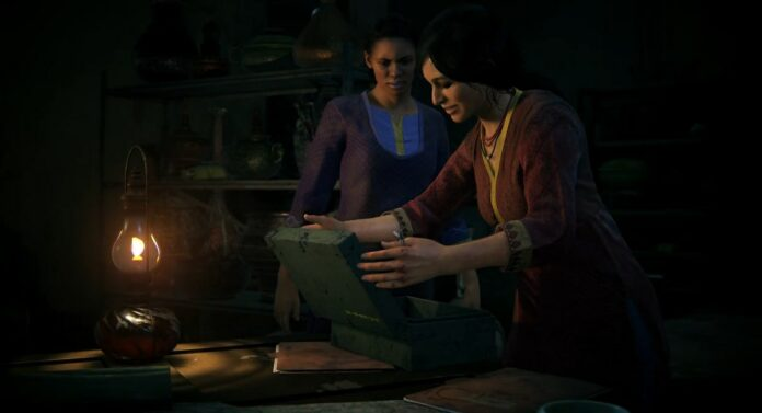 The Lost Legacy 4