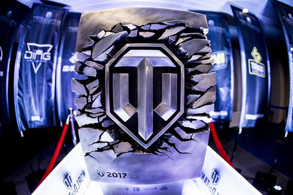 "Репортаж с Гранд-финала 2017 по ""World of Tanks"" - все подробности"