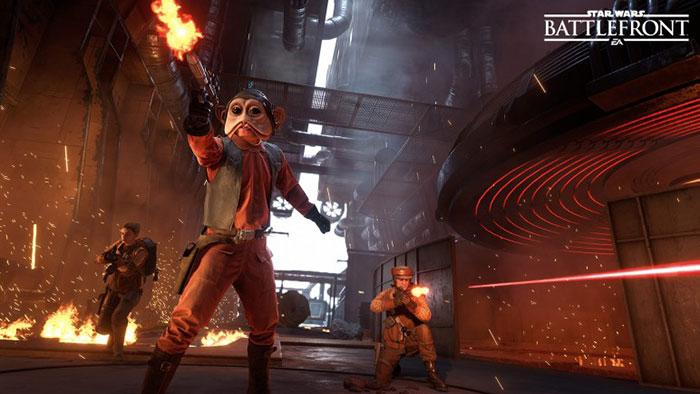 EA сделала бесплатным Season Pass для Star Wars: Battlefront