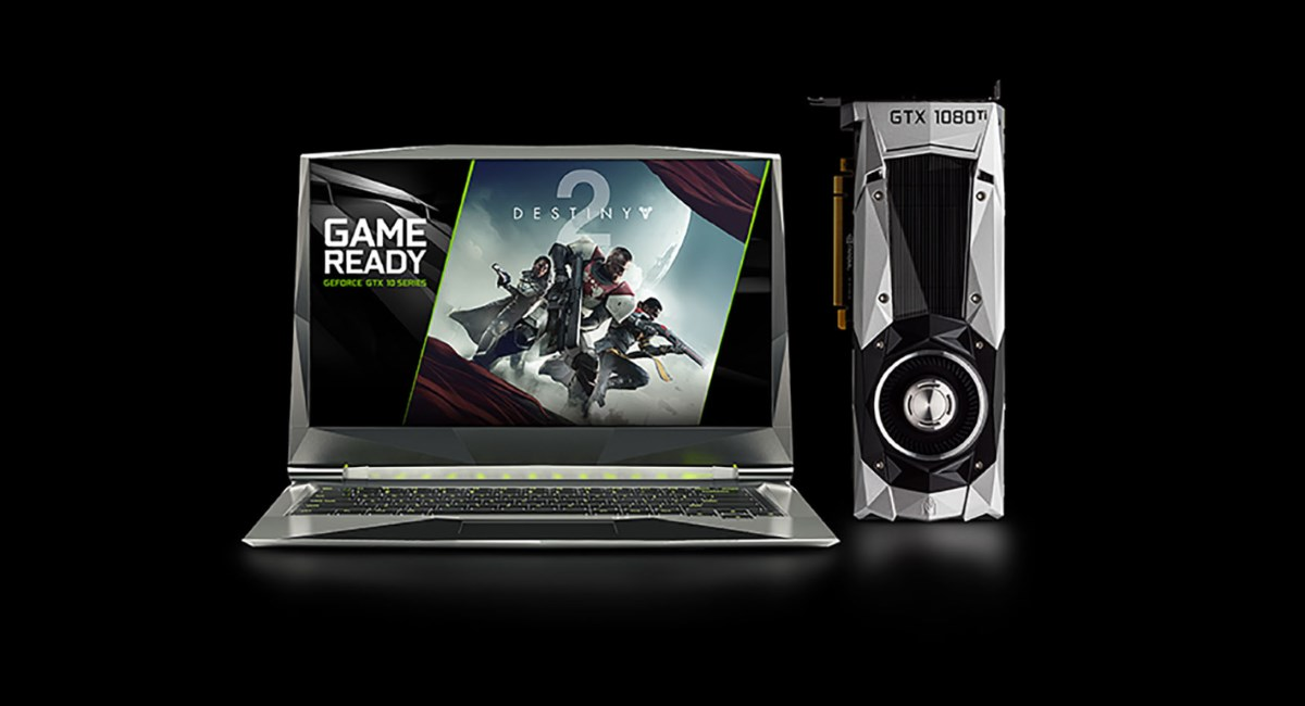 Покупатели NVIDIA GTX 1080 получат Destiny 2 бесплатно!