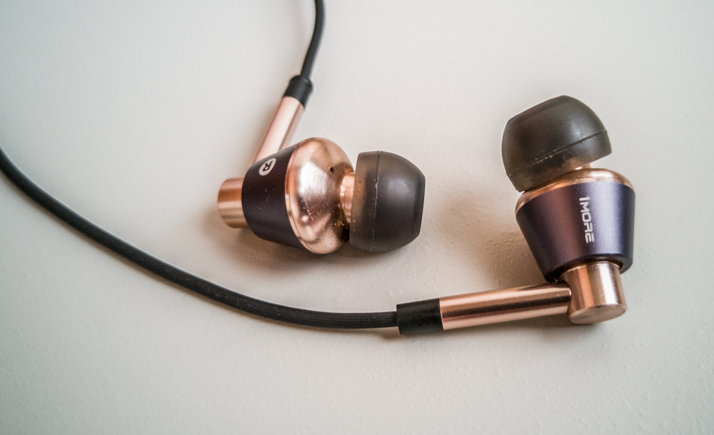 1MORE Triple-Driver In-Ear Headphones E1001