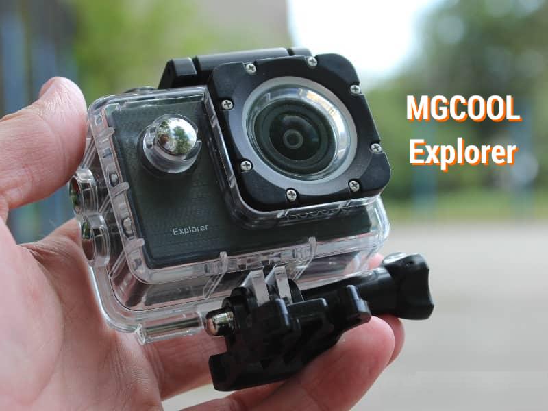 Выиграй экшн-камеру MGCOOL Explorer
