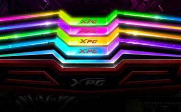 ADATA DDR4 XPG SPECTRIX D40 RGB 3
