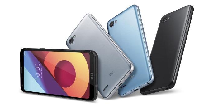 LG Q6 announce 1