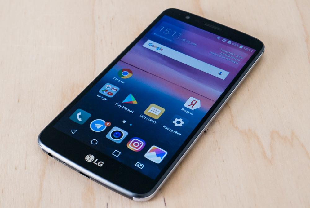 Обзор LG Stylus 3 – недорогой фаблет со стилусом