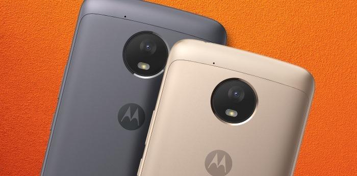 Motorola Moto E4 Plus 2