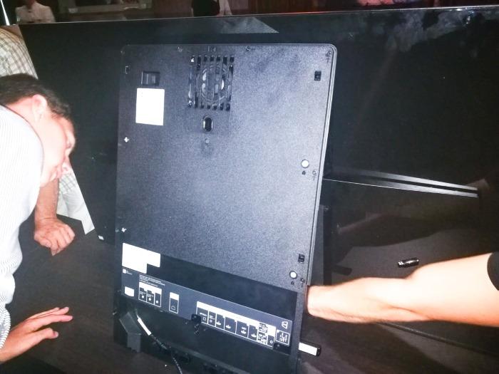 Sony BRAVIA A1 112
