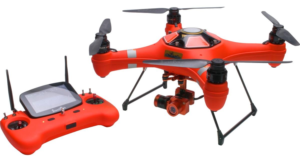 Квадрокоптер GPTOYS F51C Waterproof для полетов над водой.