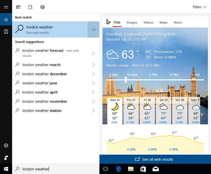 Windows 10 Insider Preview 1