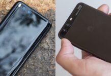 Сравнение камер Xiaomi Mi 6 и Huawei P10 Plus