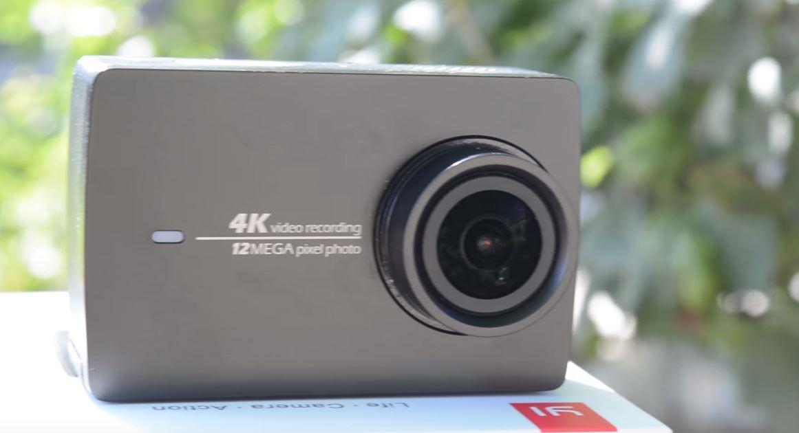 Відео: Огляд екшн-камери Xiaomi Yi 4K Action Camera