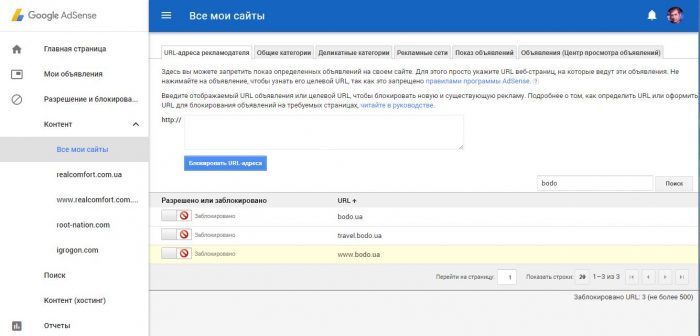How Bodo ua earns money via AdSense while other sites lose money