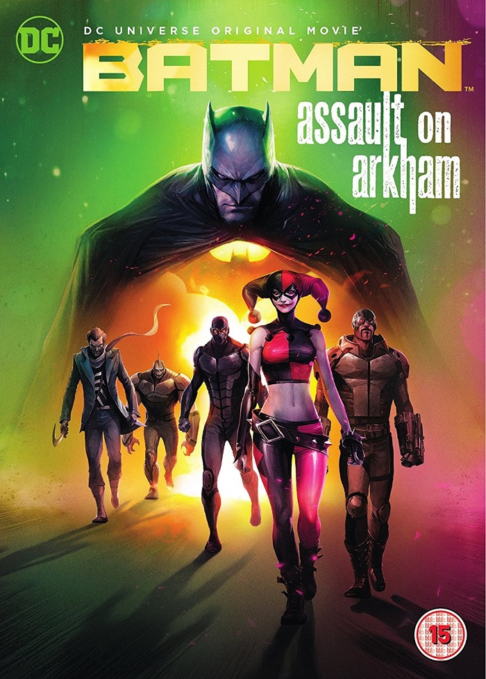 assault on arkham