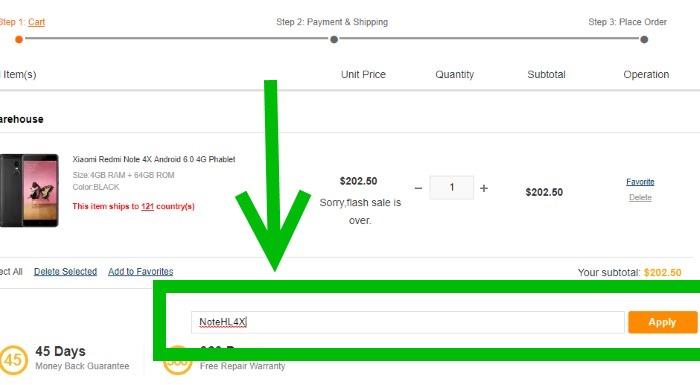 Как покупать на GearBest.com