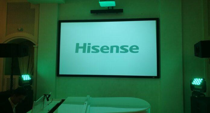 hisense presentation