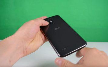Відео LG STYLUS 3
