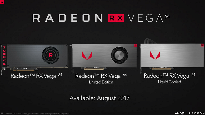 radeon rx vega announced