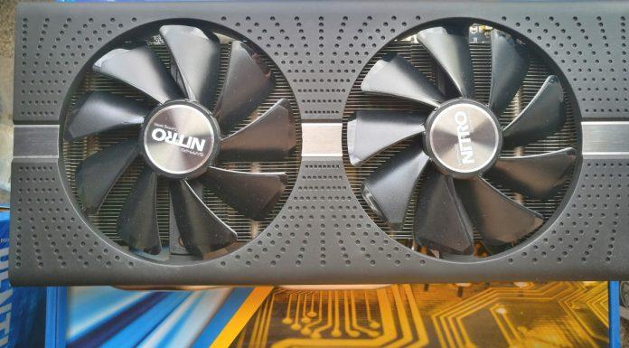 Sapphire RX 580 Nitro+ 4GB