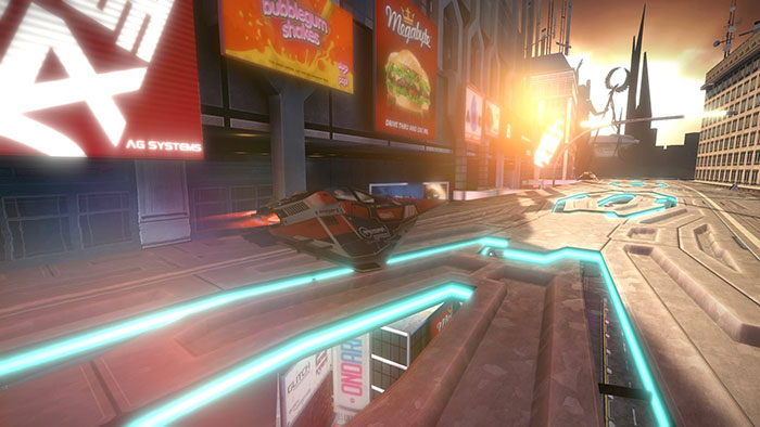 Wipeout: Omega Collection review