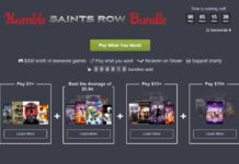 Humble Saint's Row Bundle