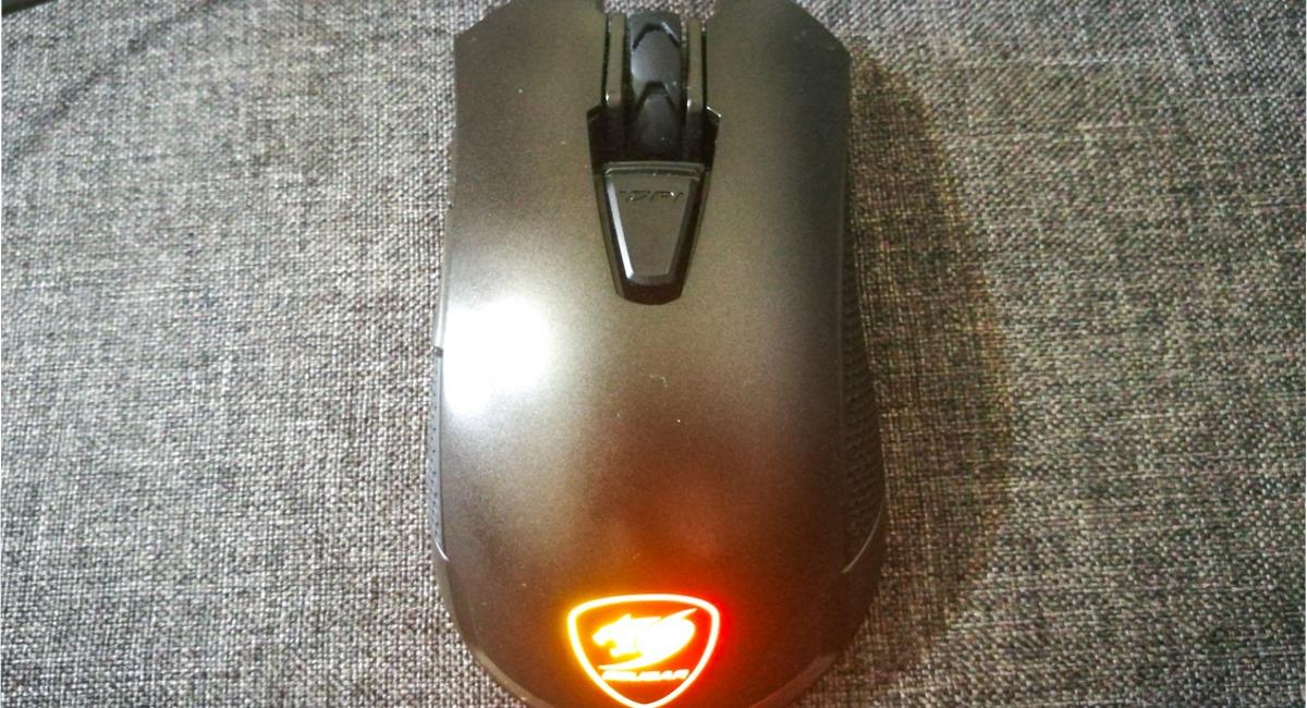 Обзор игровой мышки Cougar Revenger