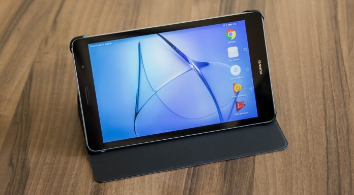 Огляд планшета Huawei MediaPad T3 8
