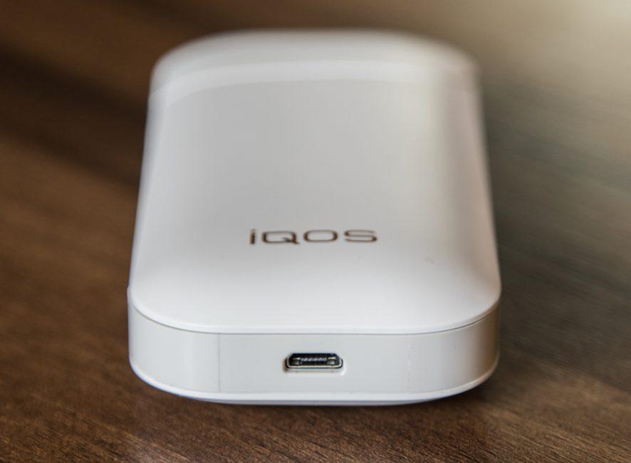 Карманное зарядное устройство IQOS